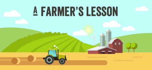 A Farmer's Lesson