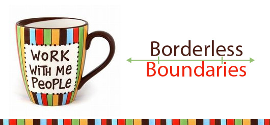 Borderless Boundaries