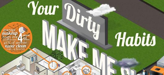 Dirty Tech Habits Making You Sick
