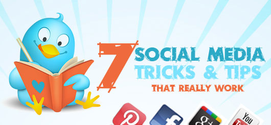 7 Social Media Tricks and Tips That Work