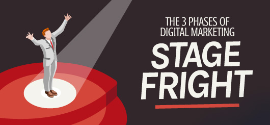 The 3 Phases of Digital Marketing Stage Fright