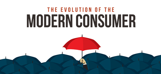 The Evolution of the Modern Consumer