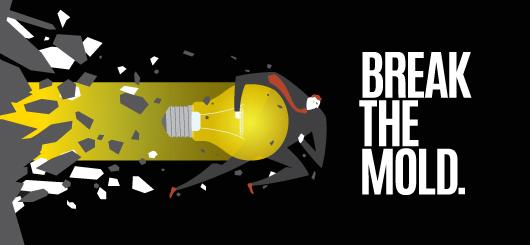 Web Design: Break the Mold