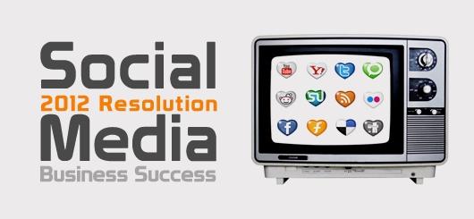 Social Media Resolution for Success