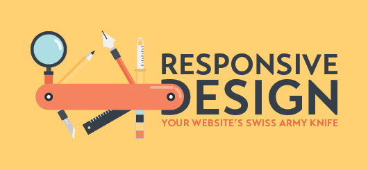 Responsive Design: Your Website's Swiss Army Knife
