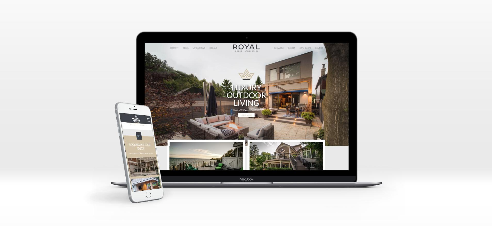 Royal Decks Main Image