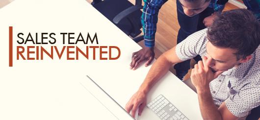 Sales Team Reinvented