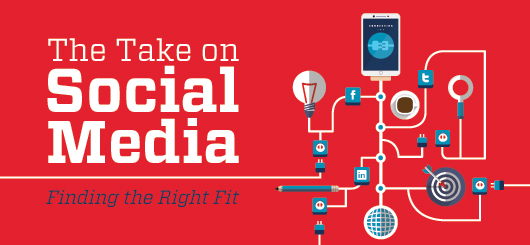 The Take on Social Media: Finding the Right Fit
